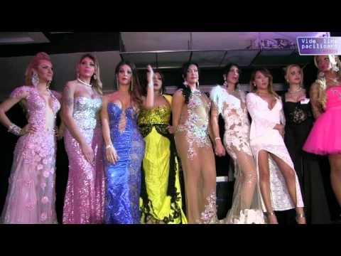 VIDEO FOTO : Miss Trans Marche Italia e Sud America e Miss Barbie International