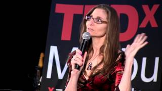 Death and the desire for a Hollywood ending: Betsy Trapasso at TEDxMalibu