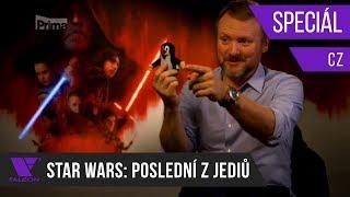 Star Wars: Poslední z Jediů (2017) TOP STAR magazín