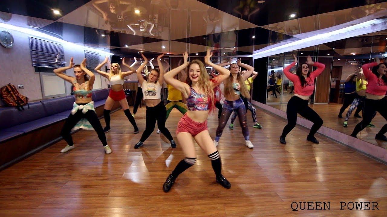 Dance stylish moves