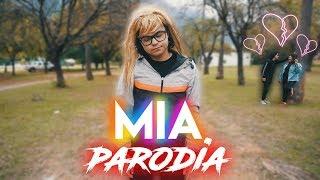 Bad Bunny feat. Drake - Mia (PARODIA)