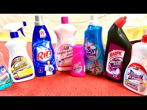 ASK Jhansi Products நான் ஏன் வாங்கினேன்? | Useful or Not? | Comparison with RIN, Surf Excel, VIM Gel