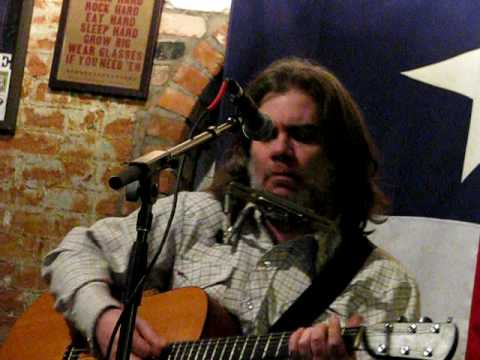Brent Best at the AllGood Cafe