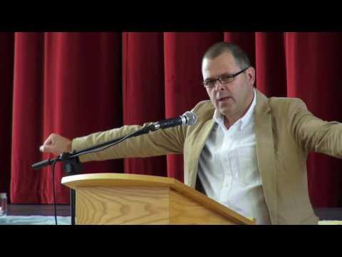 Raymond Farrell presentation at Feel Good Fair 01/10/16