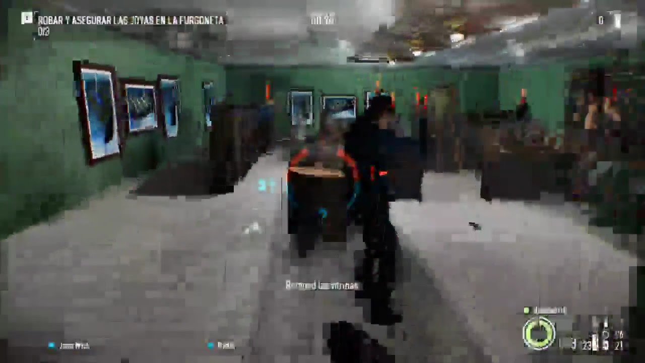 PAYDAY 2: Jewelry Store in 0:31 - YouTube