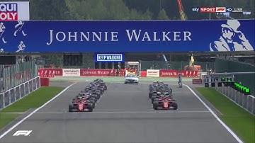 Formel 1 2019 13/ 21 Belgien Spa-Francorchamps SKY
