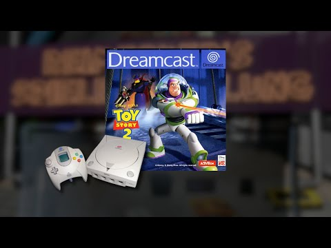 Gameplay : Toy Story 2 [Dreamcast]