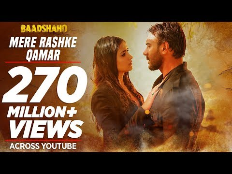 Baadshaho Song Mere Rashke Qamar Is About Ajay Devgn And Ileana D