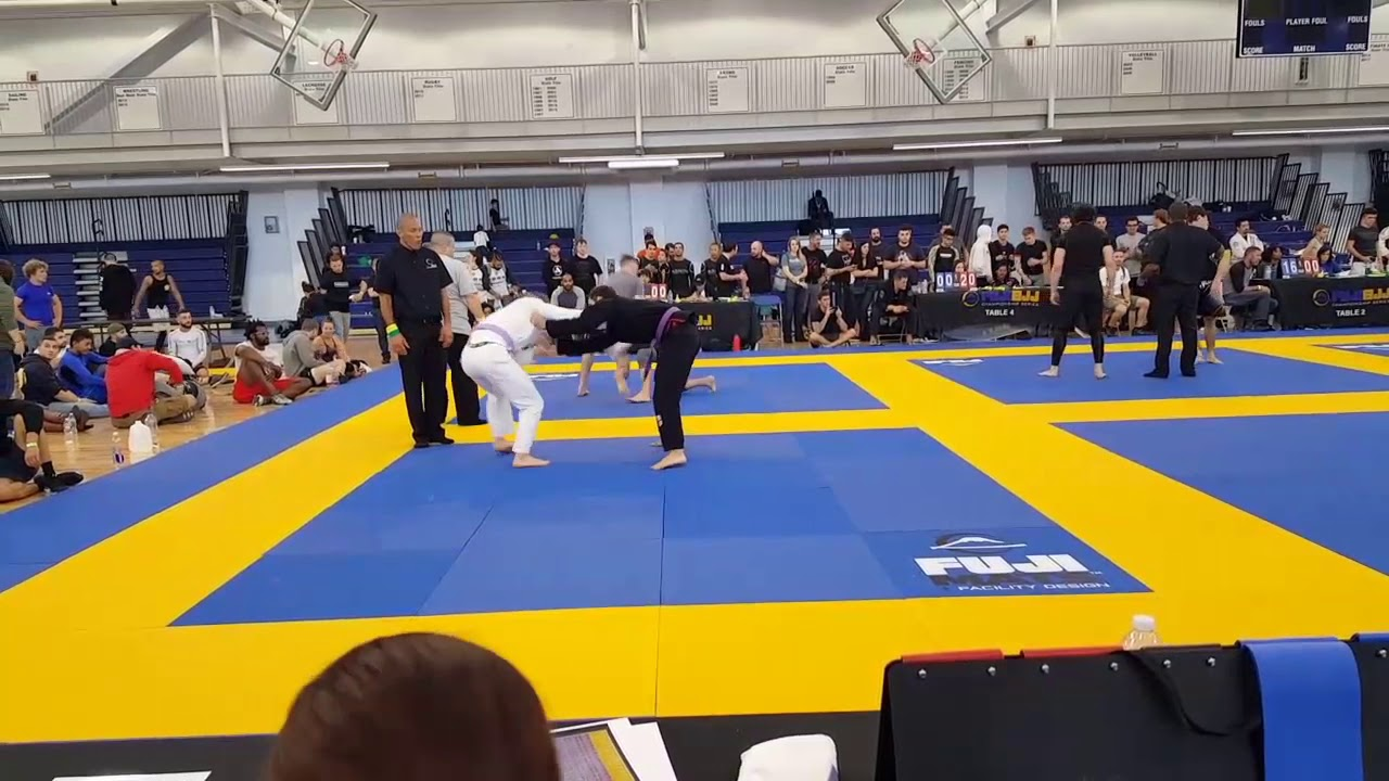 2017 Fuji BJJ Tournament, Danvers Ma