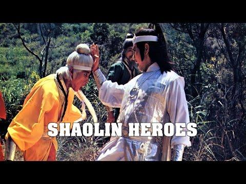 Wu Tang Collection - SHAOLIN HEROES Mandarin