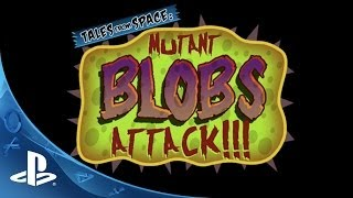 Tales from Space: Mutant Blobs Attack PS3 Trailer
