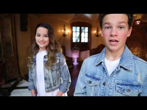 Thumbnail: Hayden Summerall & Annie LeBlanc (Behind the scenes) of Little Do You Know