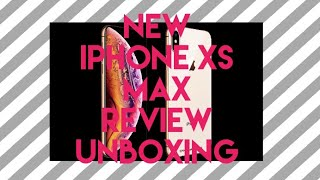 New IPhone Xs MAX Review!!?!