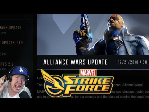 Alliance Wars - Marvel Strike Force - MSF