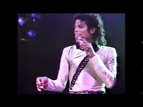 Michael Jackson  Human Nature   BWT Brisbane 1987