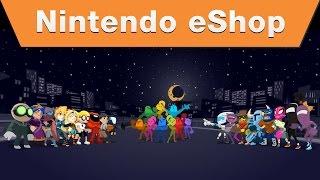 Nintendo eShop - Runbow Character Reveal Trailer