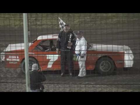 Lakeside B Mod Ironman Pure & Stock Cars Nationals A Mains