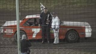 USRA Iron Man B-Mods & Stock Cars | Lakeside Speedway 4/21/17