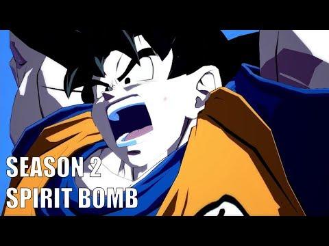 DBFZ - How to TOD with Spirit Bomb (Level 1/2/3)