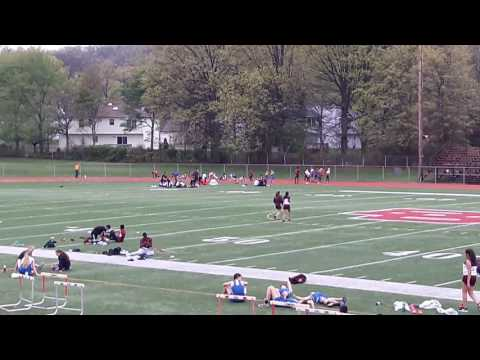 NPHS @Bound Brook High School Boys 200m