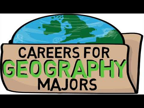 Is Geography A Good Major?   Careers For Geography Majors