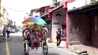 2009-12-27 Malaysia: Musical Beca in Melaka