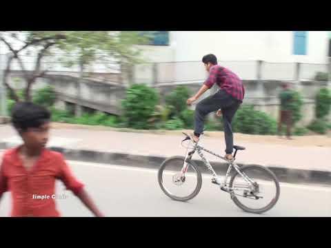 Cycle stunt - Specialized bikes - Stunner bike - Bicycle stunts - Stunt bike freestyle
