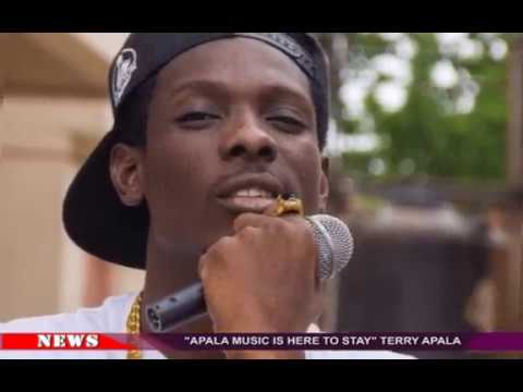 """APALA MUSIC IS HERE TO STAY"" TERRY APALA"