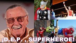 Baixar Stan Lee, Queen y los Superhéroes