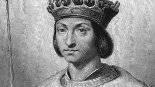 "King Louis XII of France, King of Naples ""Father of the People"""
