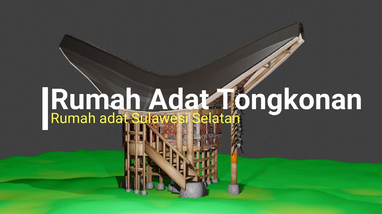Keunikan Rumah Adat Tongkonan Rumah Adat Toraja Sulawesi Selatan Youtube