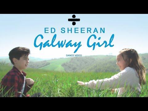 Ed Sheeran - Galway Girl [Dance Video]