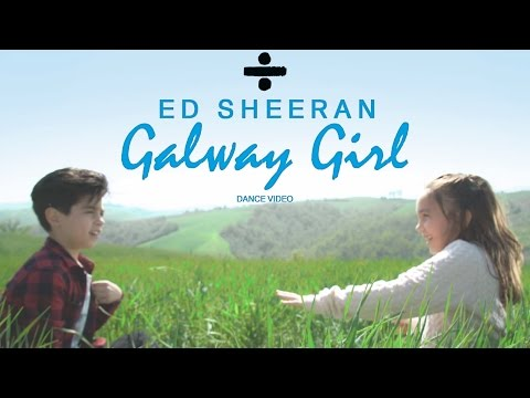 Ed Sheeran - Galway Girl (Dance Video)
