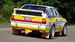 Prowin Rallyesprint 2017 | WRC, Group B & RWD Carporn
