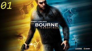 Прохождение Robert Ludlum's: The Bourne Conspiracy (Конспирация Борна) на русском #01