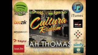 Cultura Riddim - Jah Thomas - Strong Ganja ( Reggaeland prod. 2012 )
