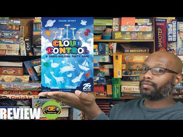 Cloud Control Review | A Shape Building Party Game