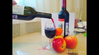 Как сделать домашние вино из Винограда Изабелла