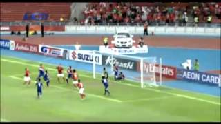 Download Video Highlight Indonesia vs Laos AFF Suzuki Cup 2012 MP3 3GP MP4