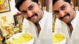 Actor Nani Ugathi Celebration