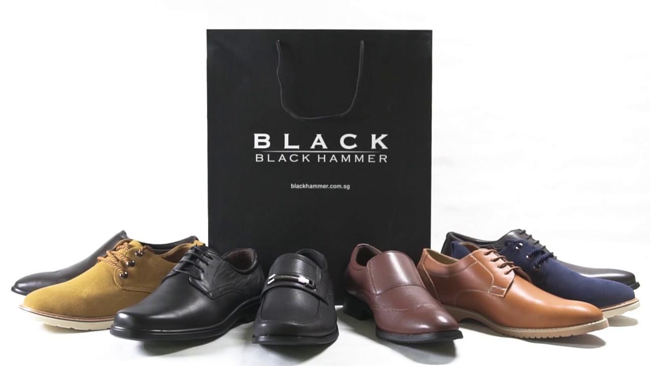 Black Hammer Shoes - Sale20 - YouTube