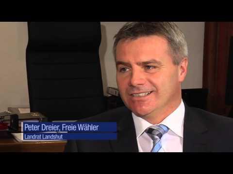 20150101 Jahres-Talk mit Landshuts Landrat Peter Dreier