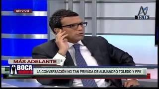 Entrevista a Mercedes Aráoz, candidata al Congreso por PPK (Canal N) - 01/03/2016