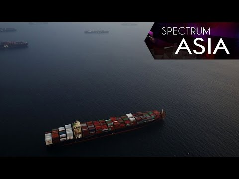 Spectrum Asia -The Port Workers' Challenge 02/14/2016 | CCTV