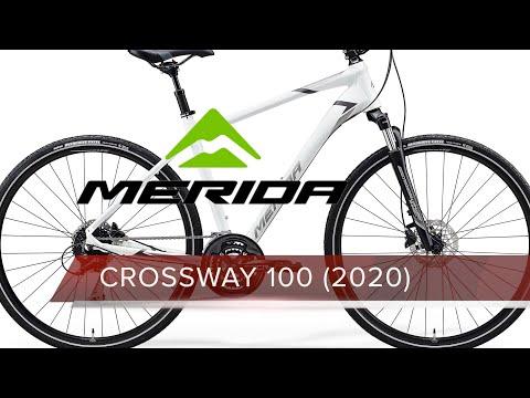 Merida Crossway 100. review 2020