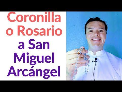 Coronilla o Rosario a San Miguel Arcángel