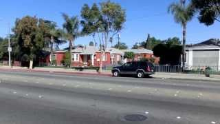 Eddie Cochran historic sites #6 - 1952 House on Gage Street, Bell Gardens, California