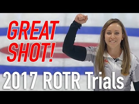 2017 Tim Hortons Roar of the Rings - Rachel Homan Double to Win