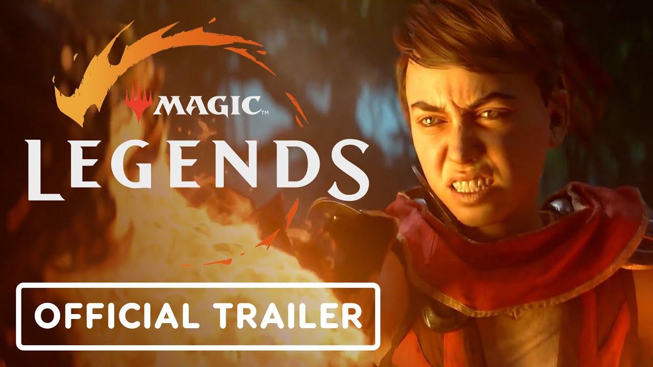 Magic: Legends - Official 'Deckbuilding 101' Trailer - IGN