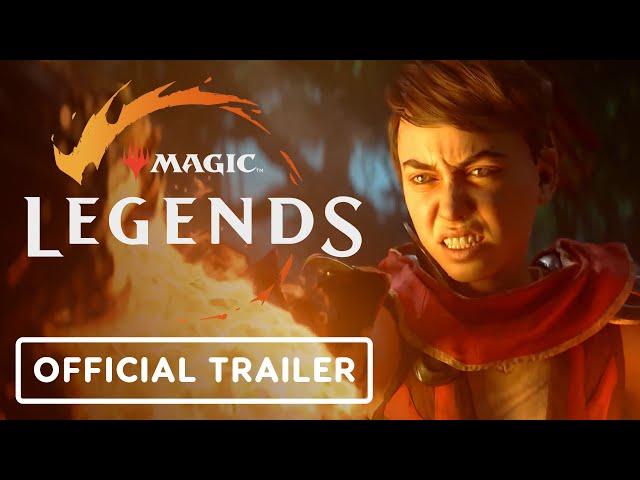 Magic: Legends (видео)